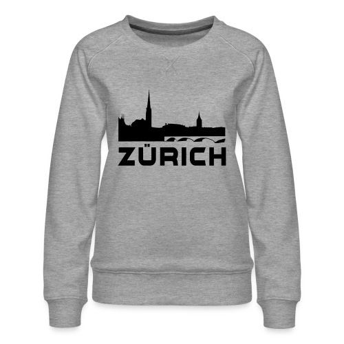 Zürich - Frauen Premium Pullover