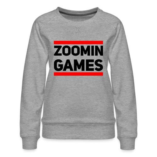 9815 2CRUN ZG - Women's Premium Sweatshirt