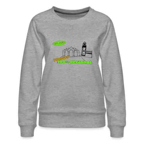City Gates - Women's Premium Sweatshirt