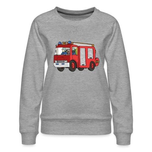 Engine 7 - Frauen Premium Pullover