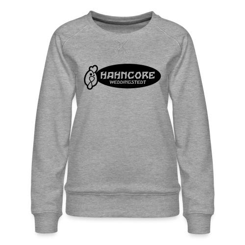 hahncore_sw_nur - Frauen Premium Pullover
