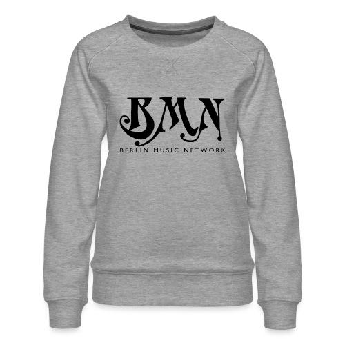 BLACK BMN E1 - Frauen Premium Pullover