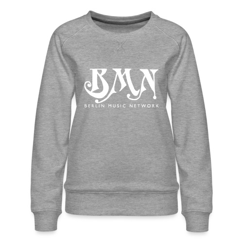 bmn ercan 1white - Frauen Premium Pullover