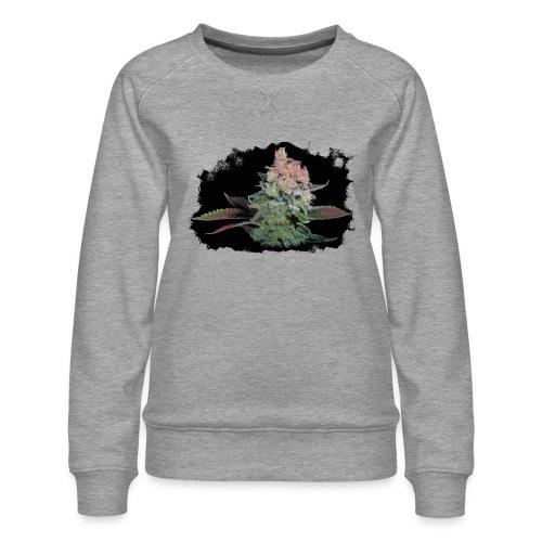 Pflänzchen png - Frauen Premium Pullover