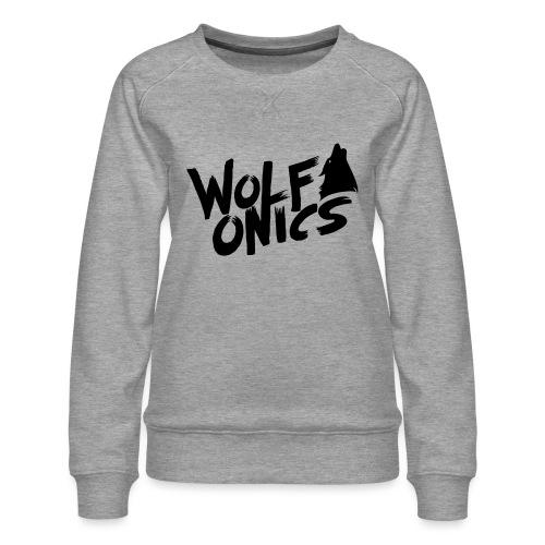 Wolfonics - Frauen Premium Pullover