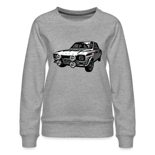 Mk1 Escort - Women's Premium Sweatshirt