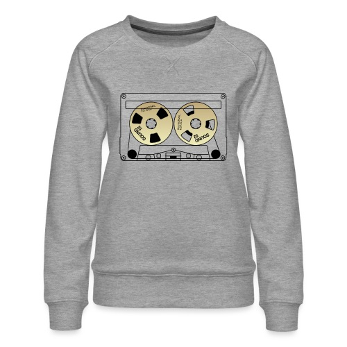 TEAC SOUND 52 - Women's Premium Sweatshirt