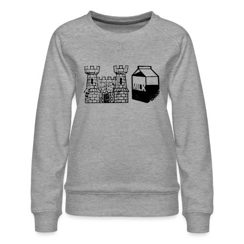 Castlemilk - Women's Premium Sweatshirt