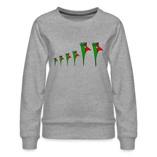 Galoloco - Família 4 - Frauen Premium Pullover
