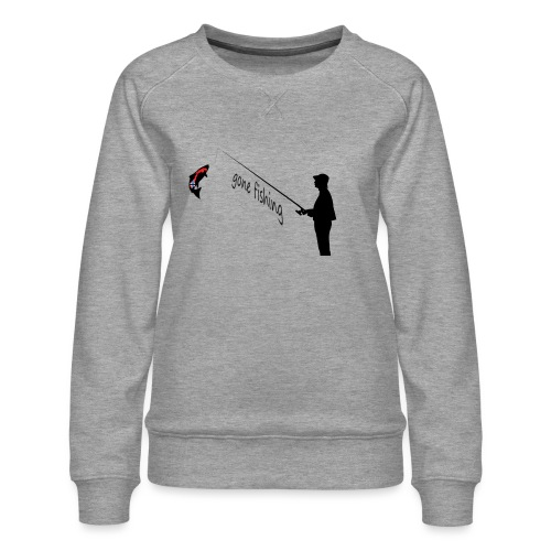 Angler - Frauen Premium Pullover