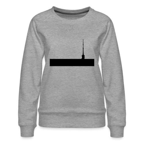 Fernsehturm Berlin - Frauen Premium Pullover
