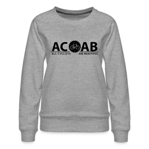 ACAB ALL CYCLISTS - Frauen Premium Pullover