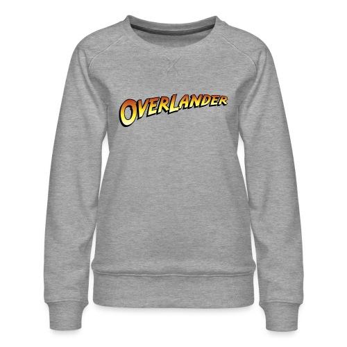 Overlander - Autonaut.com - Women's Premium Sweatshirt