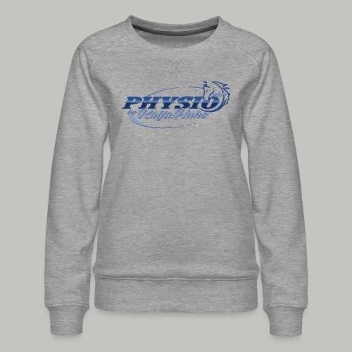 PHYSIOplus_2021-(Bitte max. 40° verkehrt waschen) - Frauen Premium Pullover