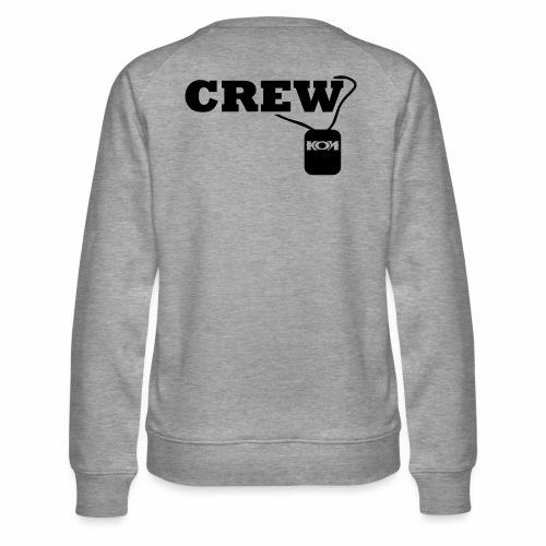 KON - Crew - Frauen Premium Pullover