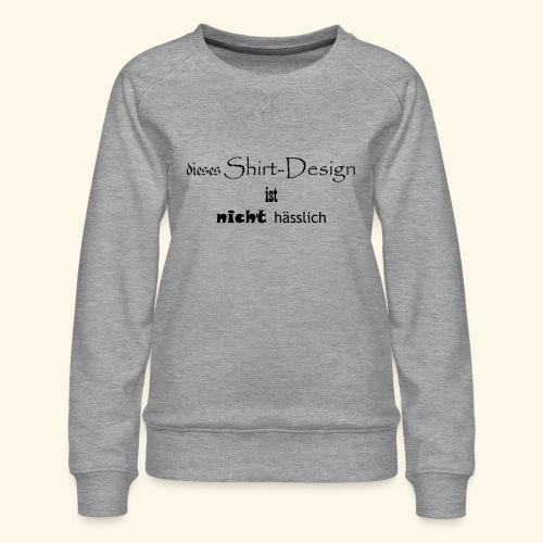 test_shop_design - Frauen Premium Pullover