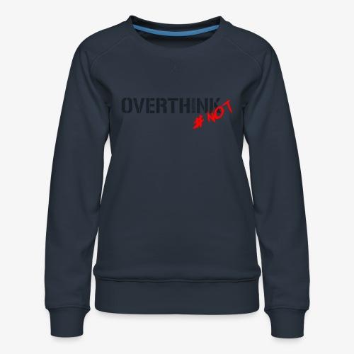 W Collection 17-18 - Women's Premium Sweatshirt