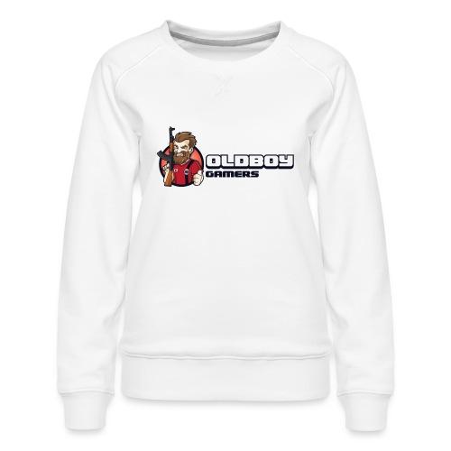 Oldboy Gamers Fanshirt - Premium-genser for kvinner