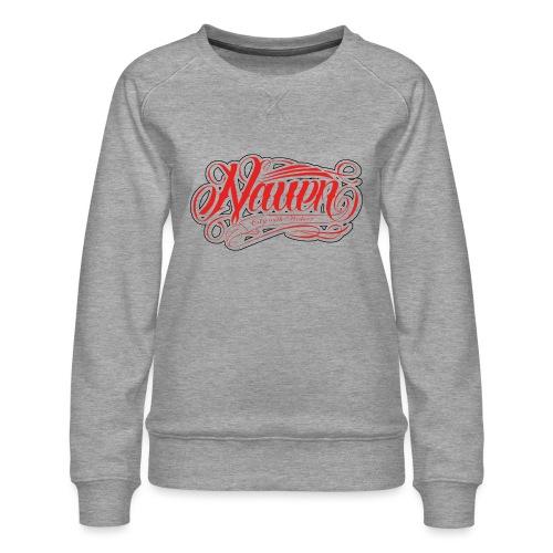 Nauen Rocker - Frauen Premium Pullover