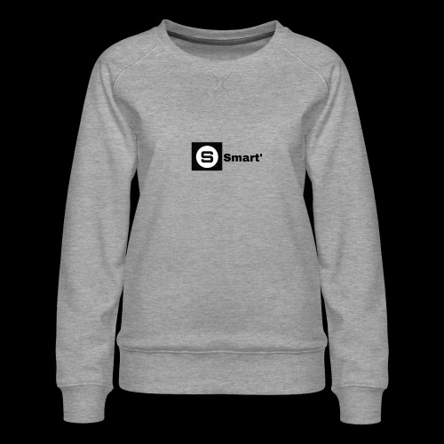 Smart' ORIGINAL - Women's Premium Sweatshirt