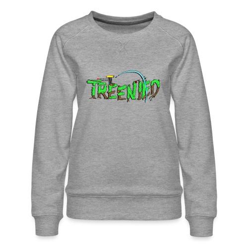 Treenied - Premiumtröja dam