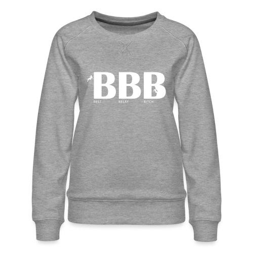 Best Belay Bitch - Frauen Premium Pullover