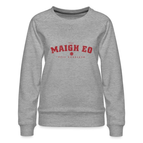 mayo vintage - Women's Premium Sweatshirt