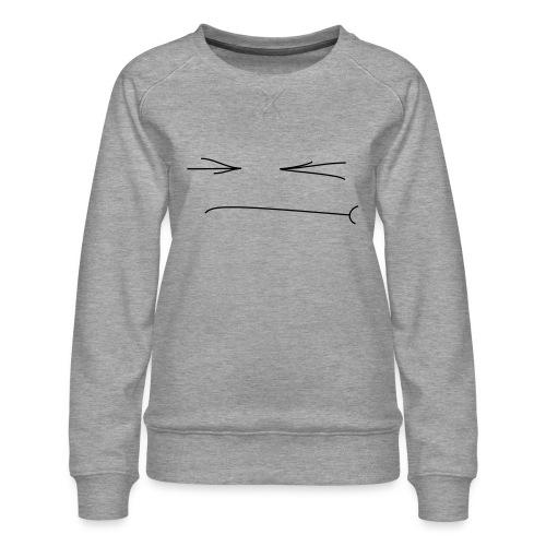 Gepfetzt - Frauen Premium Pullover