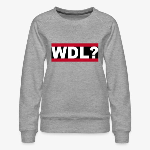 WDL-3 - Frauen Premium Pullover