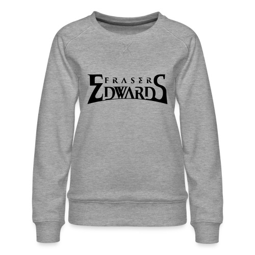 Fraser Edwards Men's Slim Fit T shirt - Women's Premium Sweatshirt