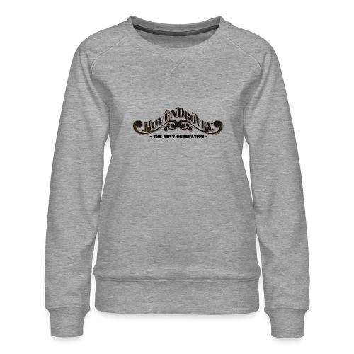 HOVEN DROVEN - Babydress - Women's Premium Sweatshirt