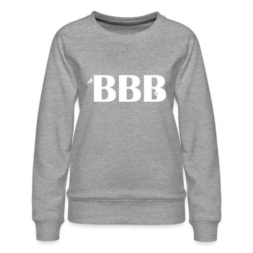 BBB Best Belay Buddy - Frauen Premium Pullover
