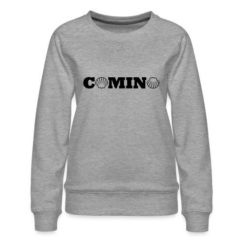Camino - Dame premium sweatshirt