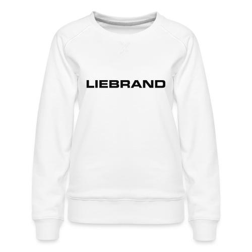 liebrand - Vrouwen premium sweater