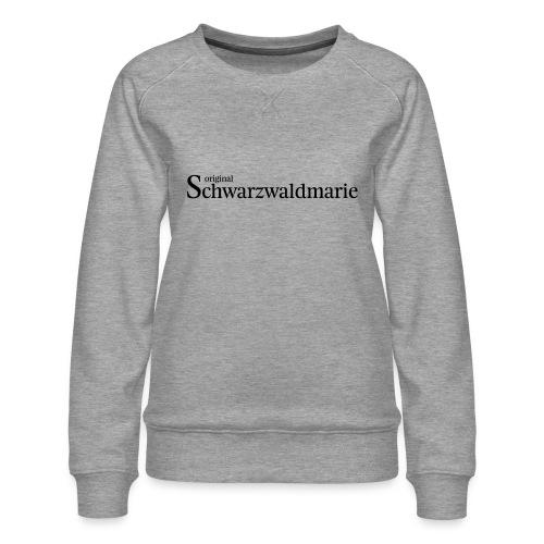 Schwarzwaldmarie - Frauen Premium Pullover
