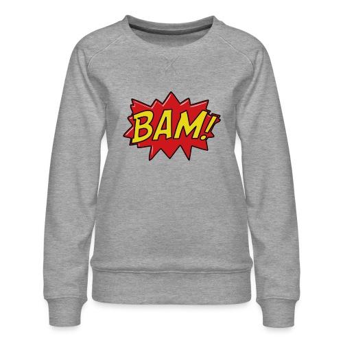 bamtamelijk - Vrouwen premium sweater