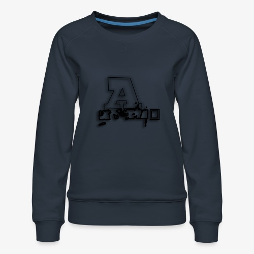 AI Beats - Women's Premium Sweatshirt