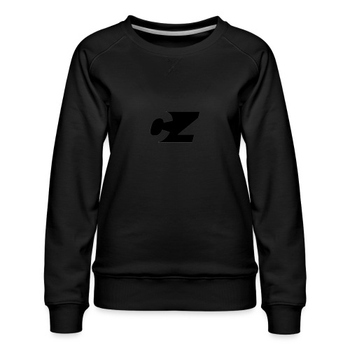 CZ X GEOMETRICAL FOX 2.0 - Sudadera premium para mujer