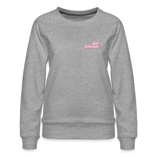 Schriftzug Anita Österreich - Frauen Premium Pullover