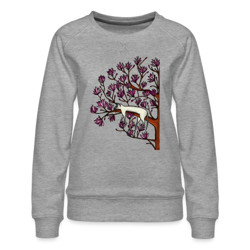 Magnolia - Premiumtröja dam