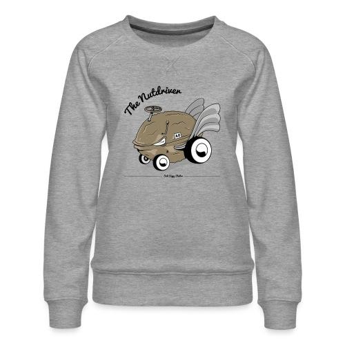 Nutdriver - Frauen Premium Pullover