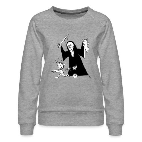 halloween t-skjorte - Premium-genser for kvinner