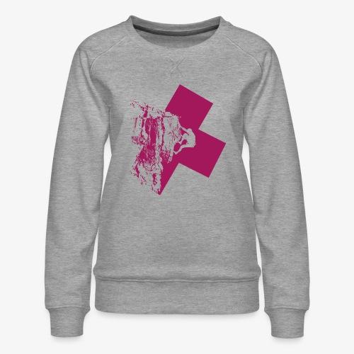 Climbing away - Women's Premium Sweatshirt