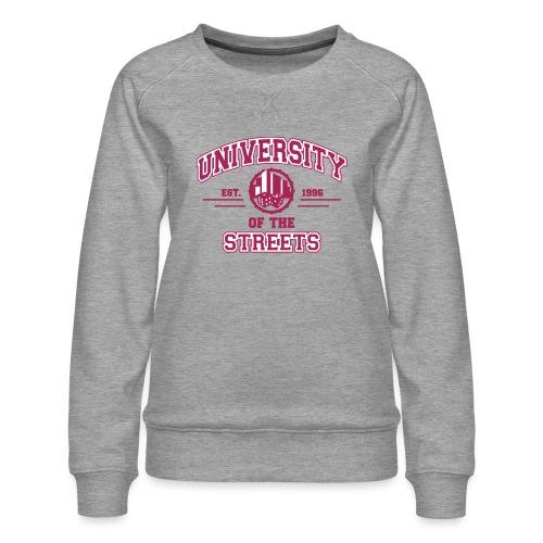 Street University - Frauen Premium Pullover