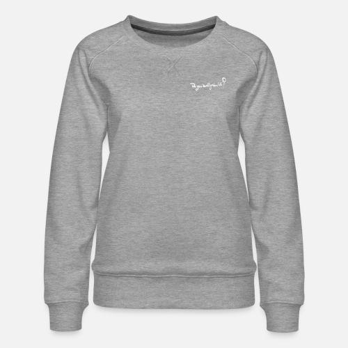DYRKM - Frauen Premium Pullover