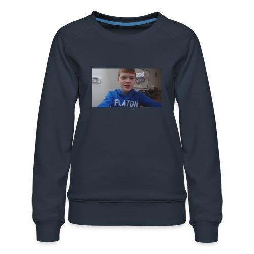 roel t-shirt - Vrouwen premium sweater