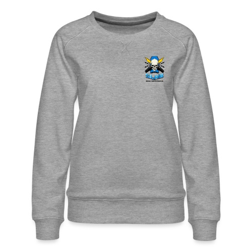 Pond Scum 2 - Women's Premium Sweatshirt