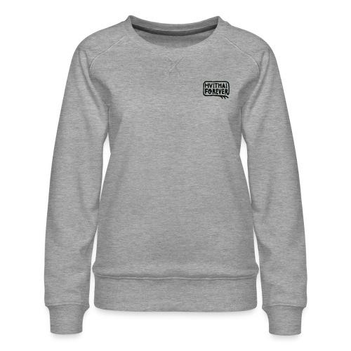 hvithaiforever - Premium-genser for kvinner