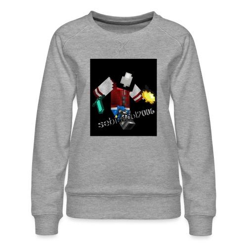 Sebastian yt - Dame premium sweatshirt
