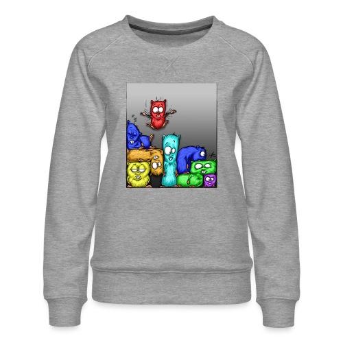 hamstris_farbe - Frauen Premium Pullover